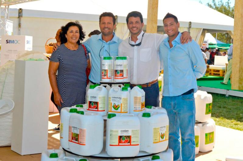 Presentes en la 5ª edición de Agroglobal (Portugal)