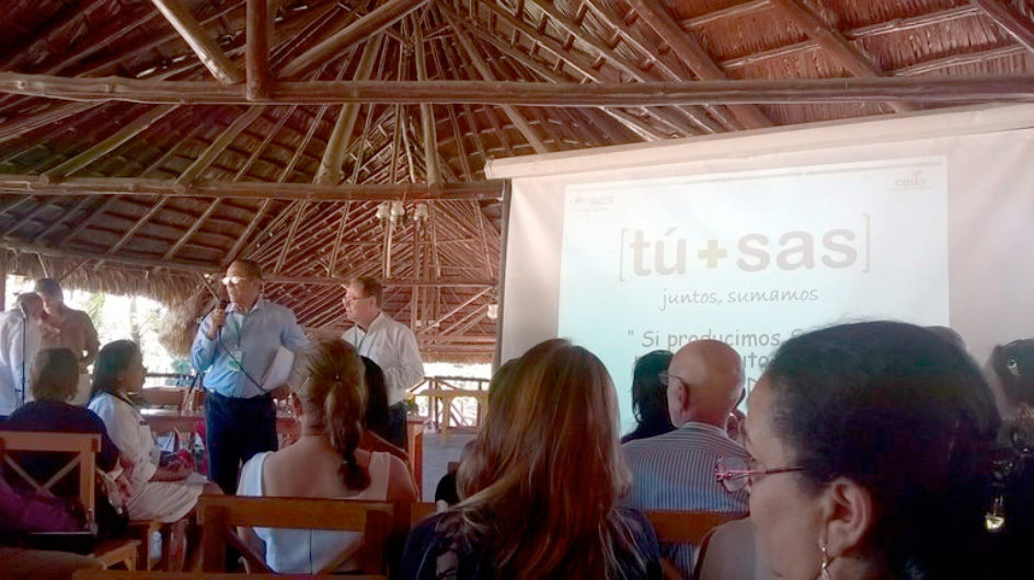 SAS at the Cuban Congress of Horticulture