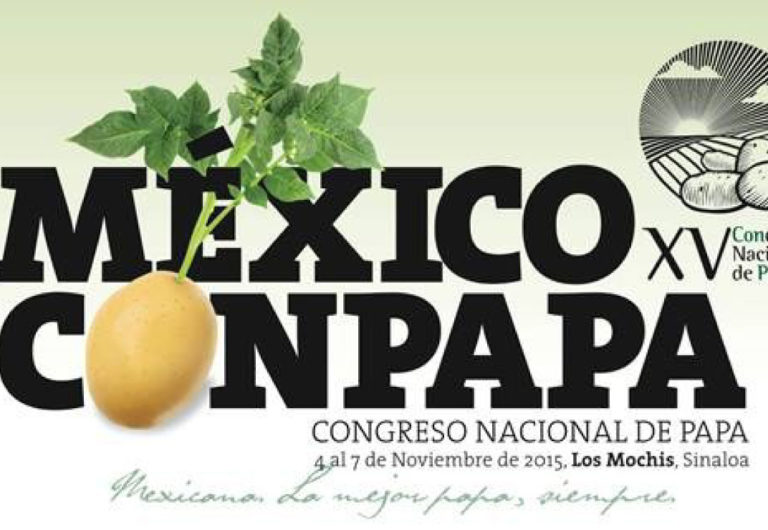 Mexican. The best potato, ever! XV National Congress of Potato