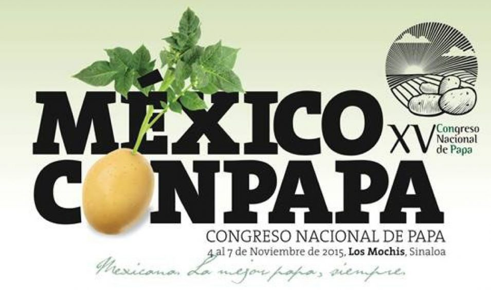Mexicana. La mejor papa, siempre! XV Congreso Nacional de Papa