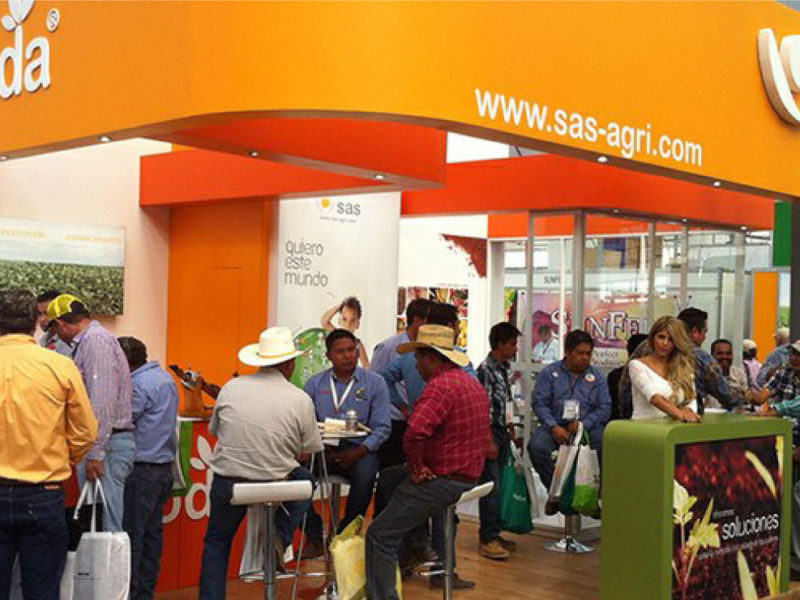 Guanajuato Agri Expo. New location, new success!