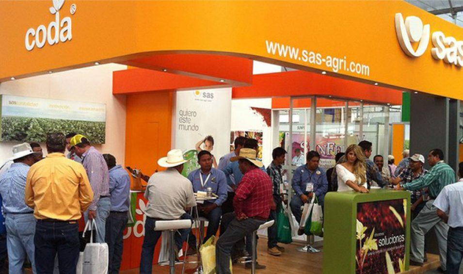 Expo Agroalimentaria Guanajuato. Nueva ubicación, nuevo éxito!