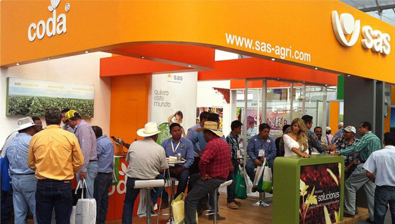 Guanajuato Agri Expo. New location, new success!