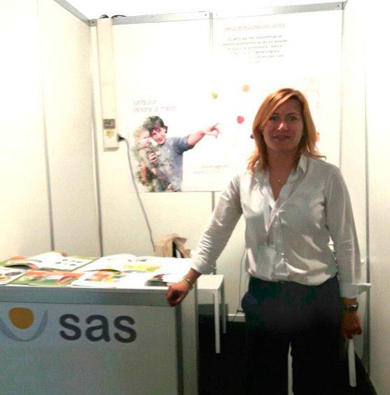 Imma López, Responsable de Recursos Humanos en SAS