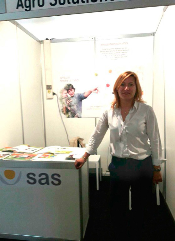 SAS at the Labor Fair of the University of Lleida