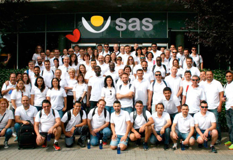Training week in SAS