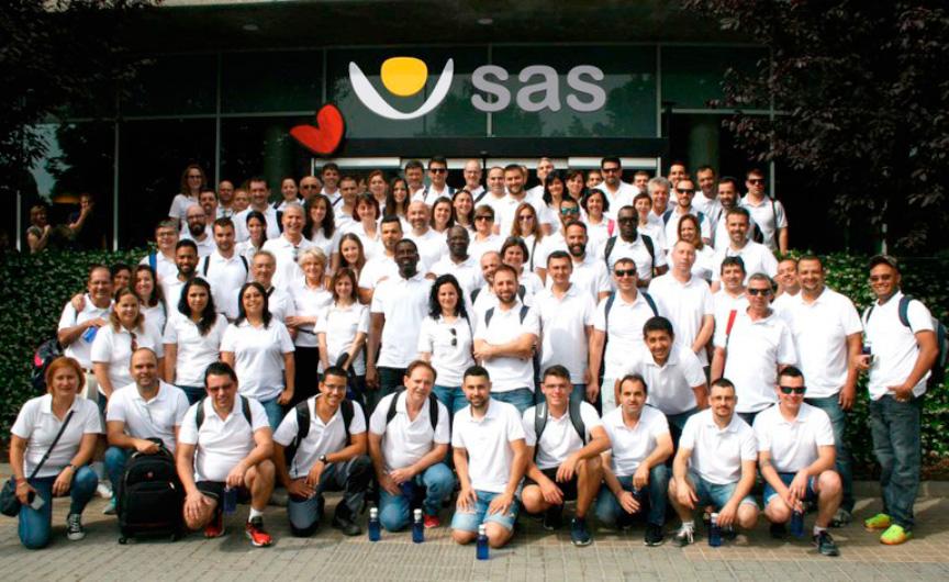 Training week in SAS