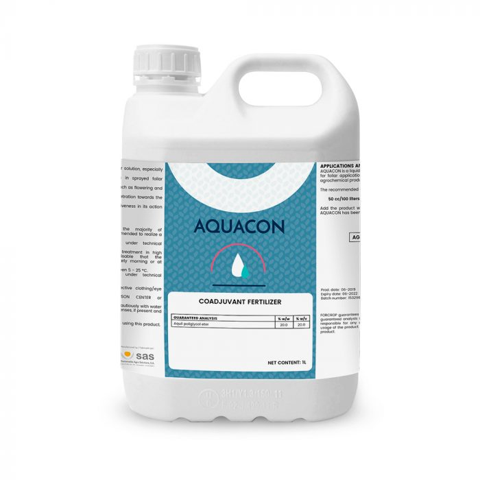 Aquacon - Productos - FORCROP - SAS