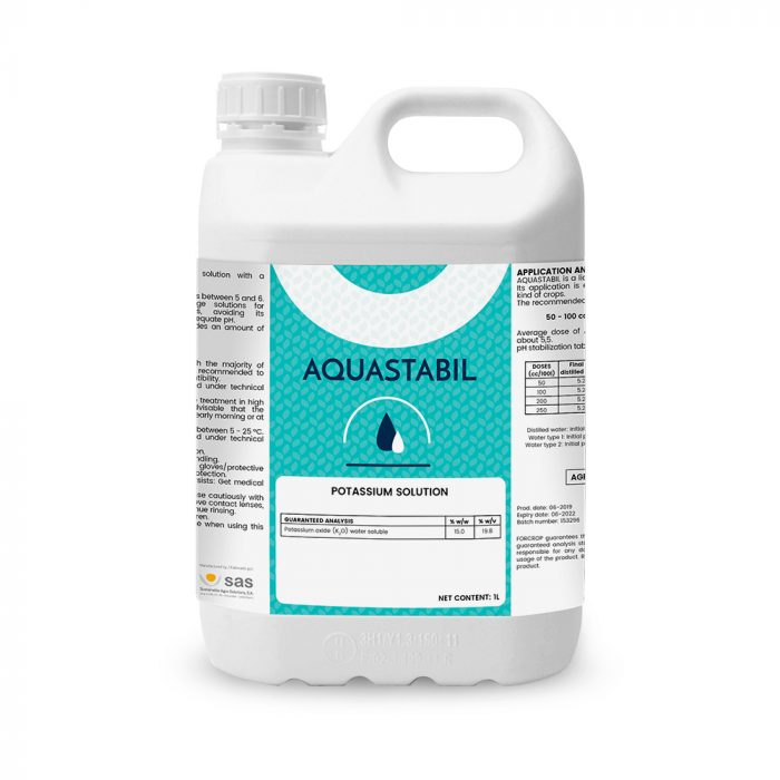 Aquastabil - Productos - FORCROP - SAS