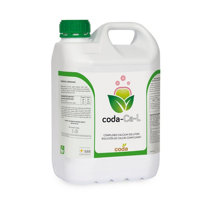 Coda-Ca-L - Productos - CODA - SAS