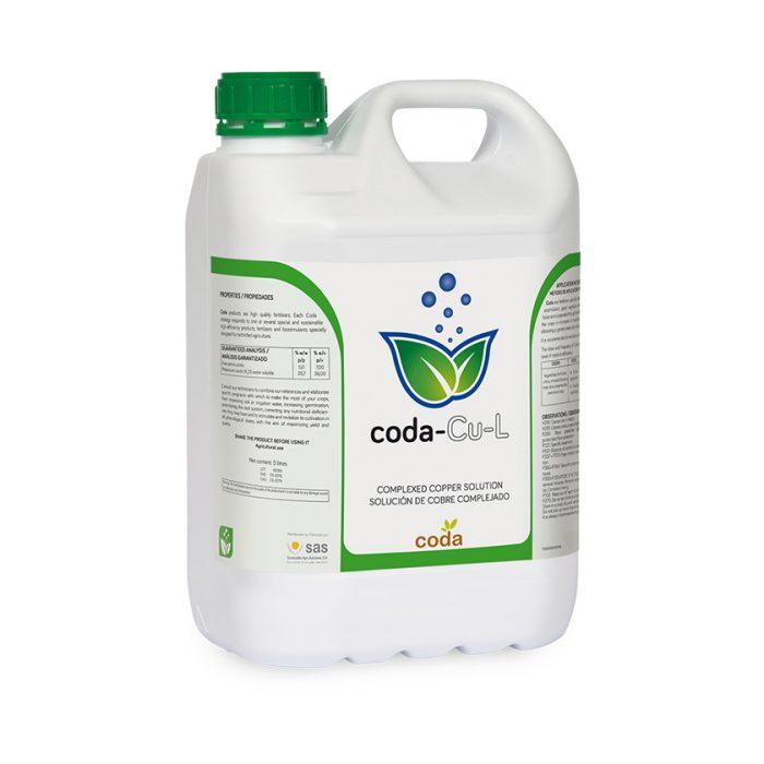 Coda-Cu-L - Productos - CODA - SAS