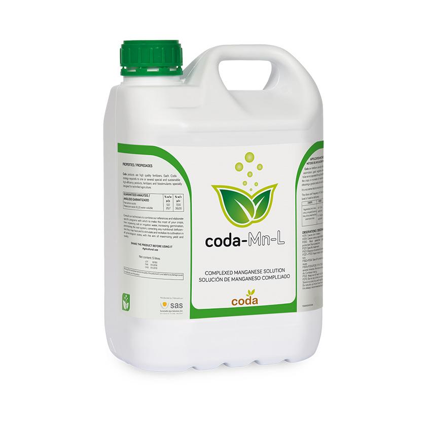 Coda-Mn-L - Productos - CODA - SAS