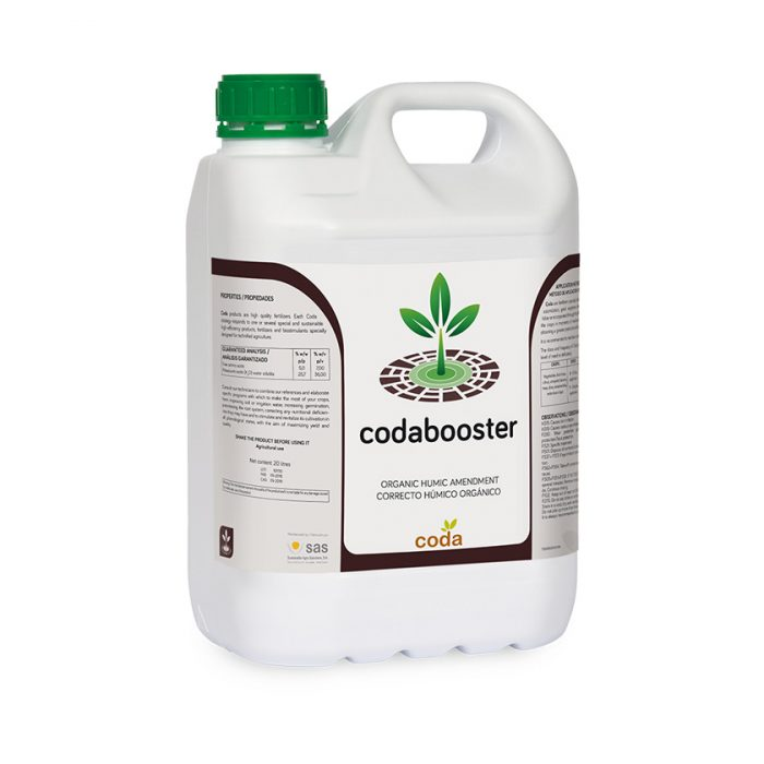 Codabooster - Productos - CODA - SAS