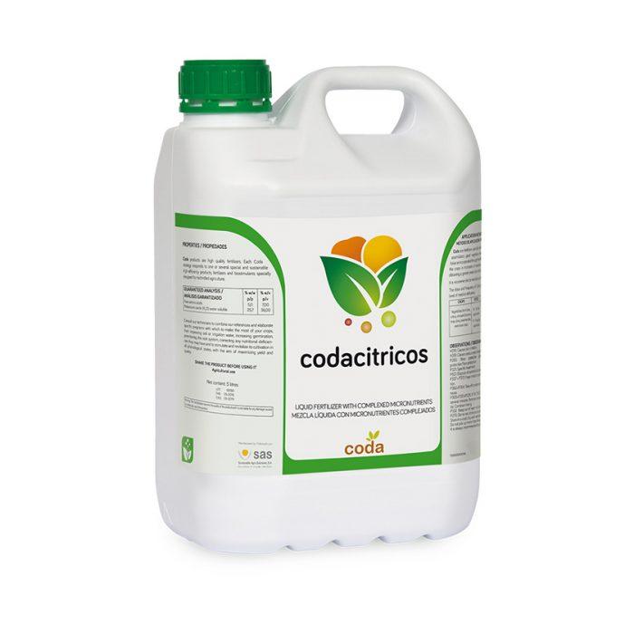 Codacítricos Fe-Mn-Zn - Productos - CODA - SAS