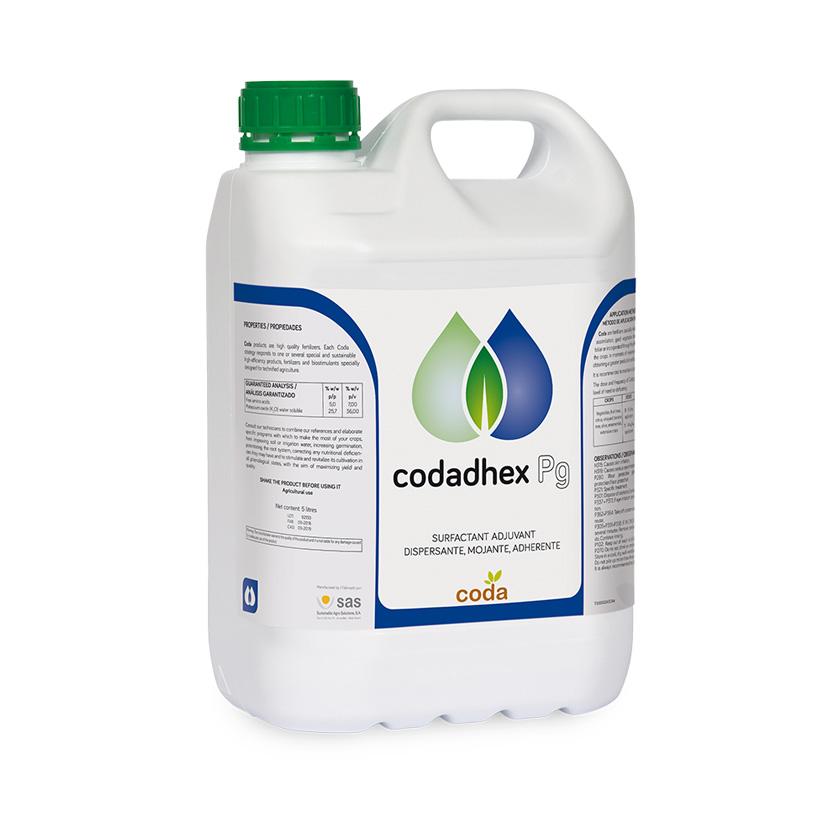 Codadhex Pg - Productos - CODA -SAS