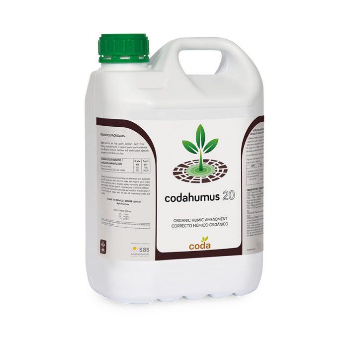Codahumus 20 - Productos - CODA - SAS