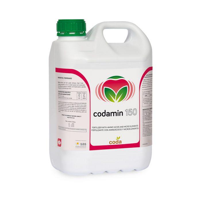 Codamin 150 - Productos - CODA -SAS