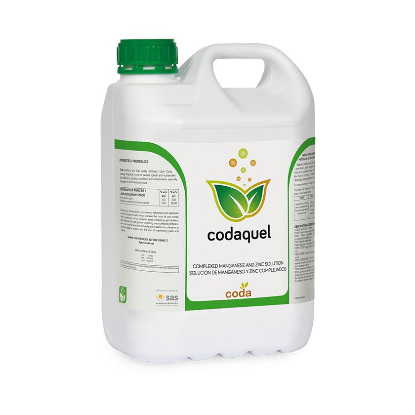 Codaquel - Productos - CODA - SAS
