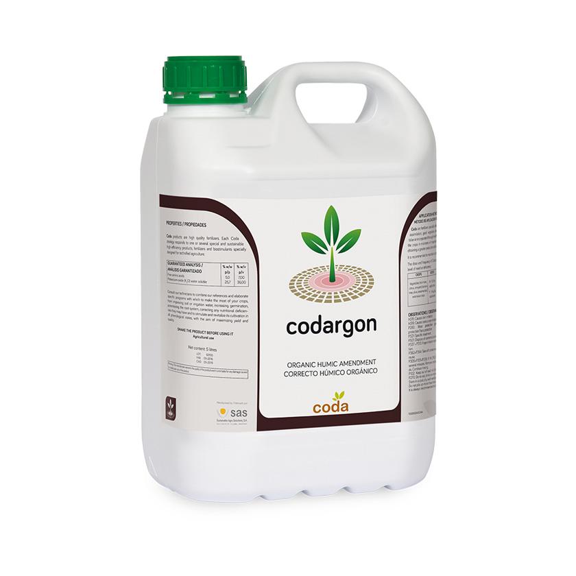 Codargon - Productos - CODA - SAS