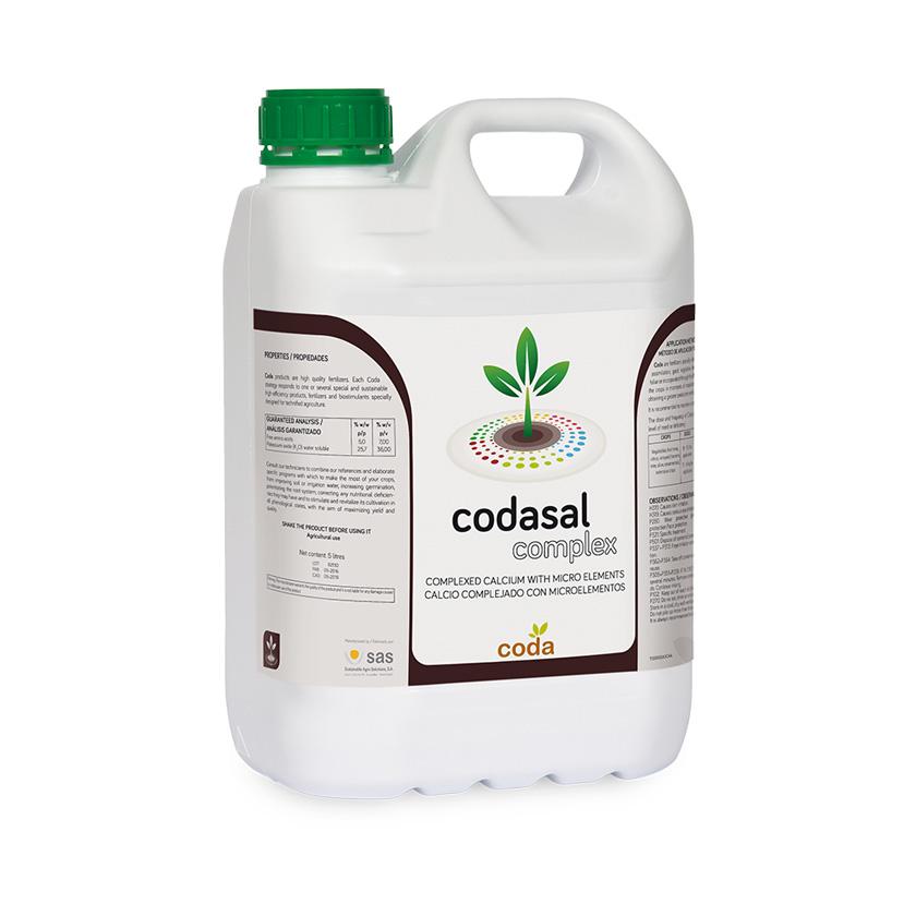 Codasal Complex - Productos - CODA - SAS
