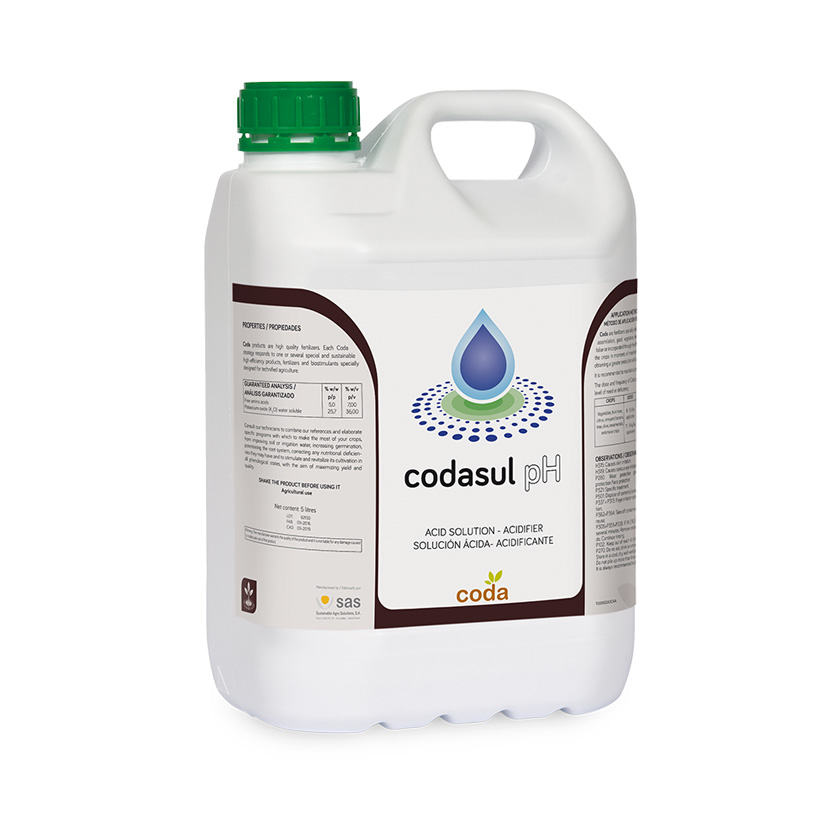 Codasul pH - Productos - CODA - SAS