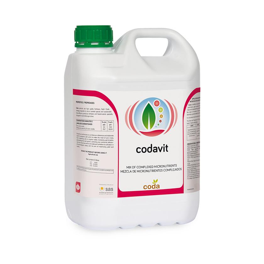 Codavit - Productos - CODA - SAS
