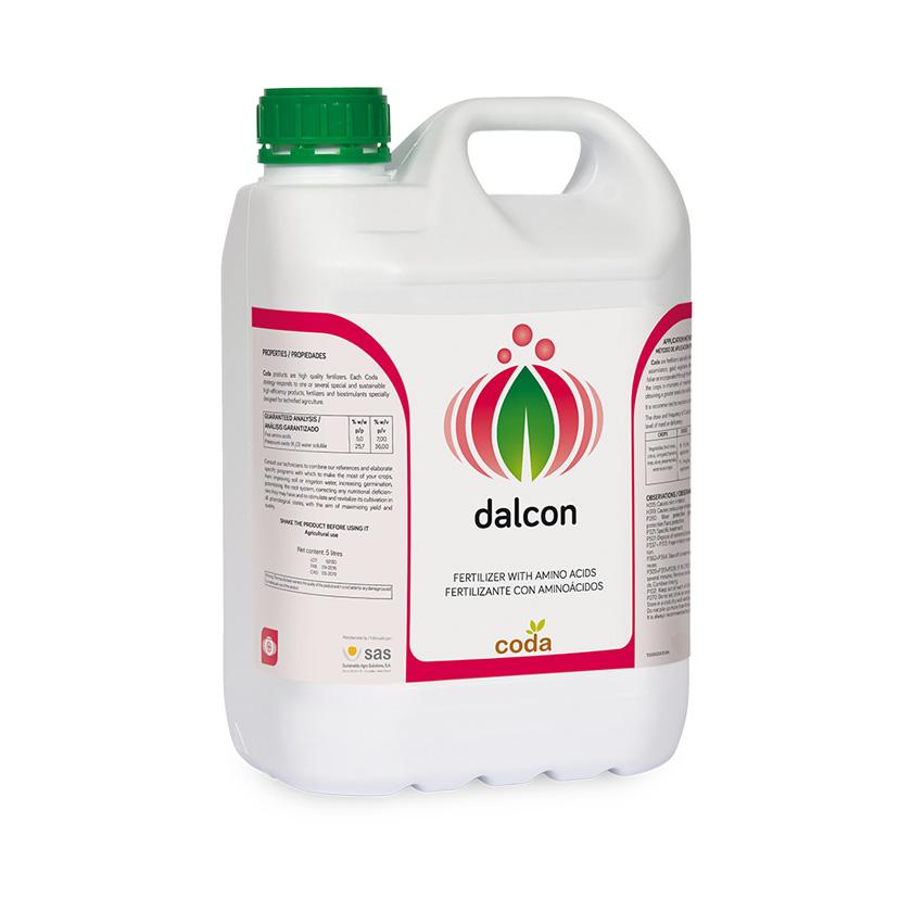 Dalcon - Productos - CODA -SAS
