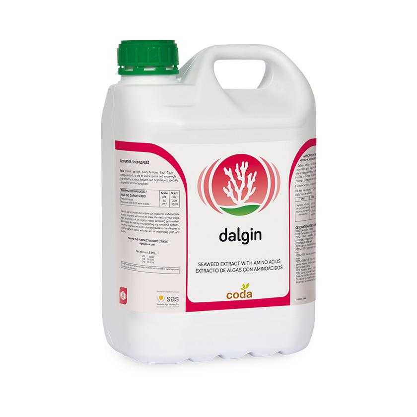 Dalgin - Productos - CODA -SAS
