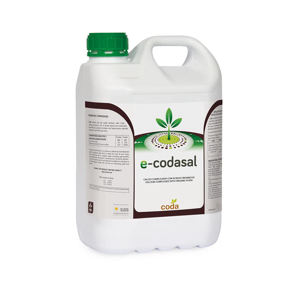 Ecodasal - Productos - CODA - SAS