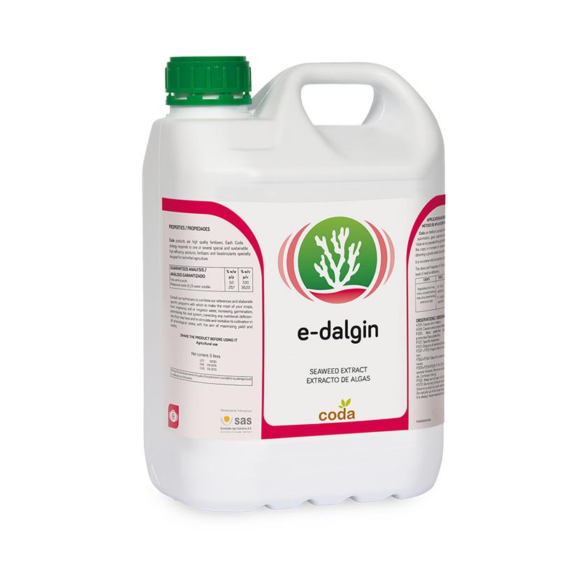 Edalgin - Productos - CODA -SAS