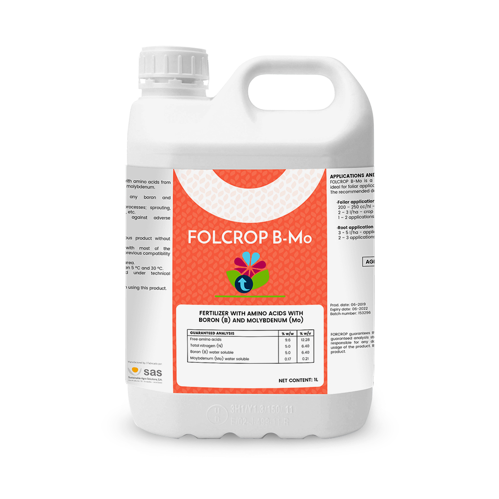 Folcrop B-Mo - Productos - FORCROP - SAS