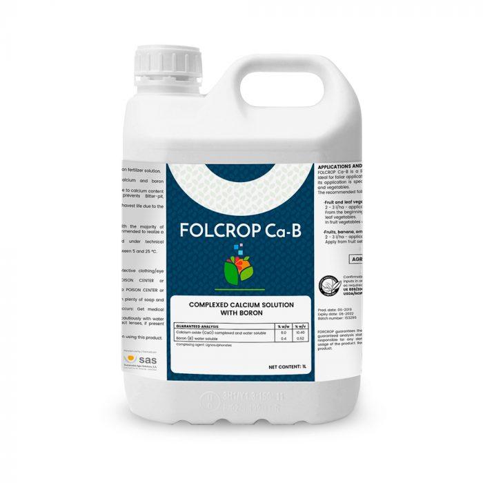 Folcrop Ca-B - Productos - FORCROP -SAS