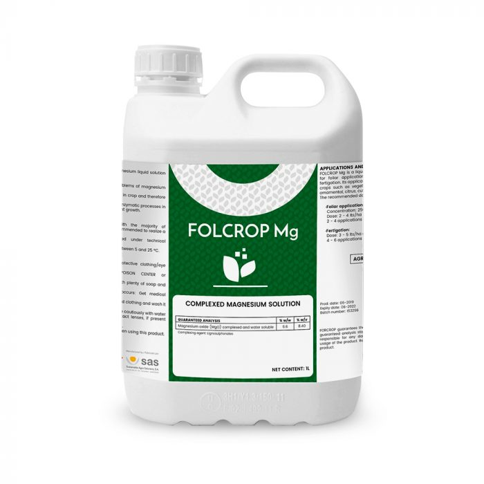 Folcrop Mg - Productos - FORCROP -SAS
