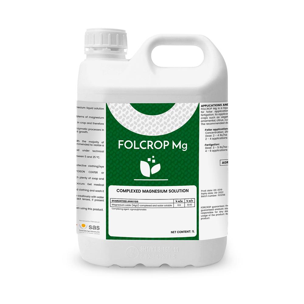 Folcrop Mg - Productos - FORCROP -SAS