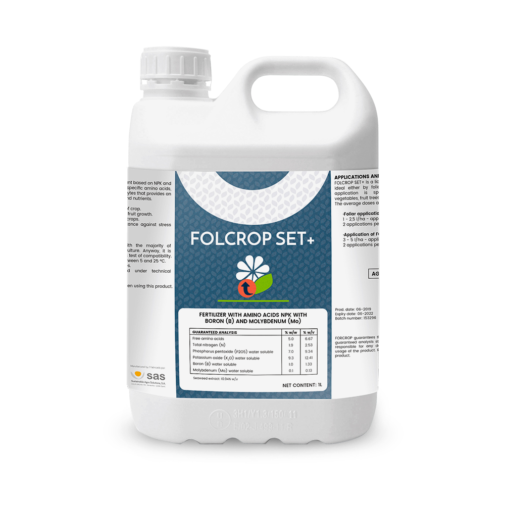 Folcrop SET+ - Productos - FORCROP - SAS