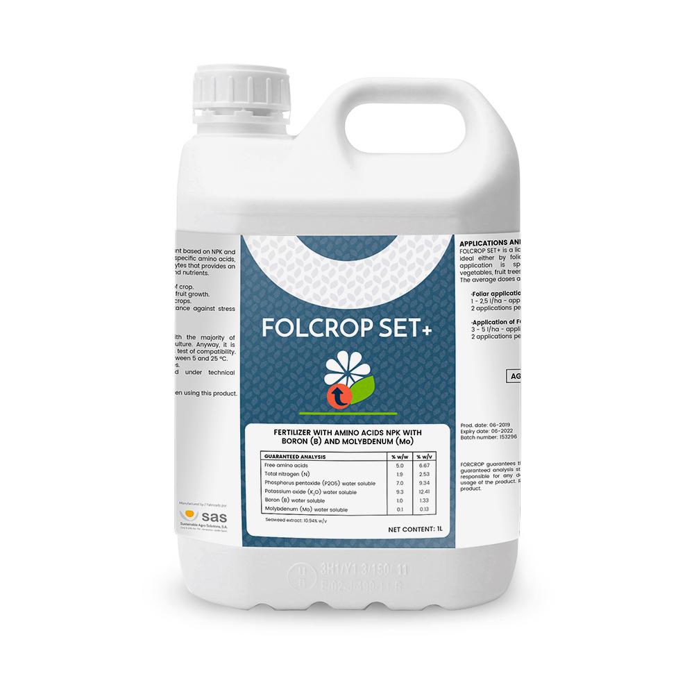 Folcrop SET+ - Productos - FORCROP - SAS