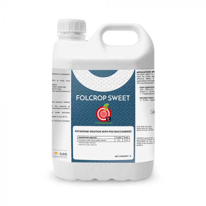 Folcrop SWEET - Productos - FORCROP - SAS