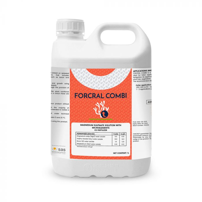 Forcral COMBI - Productos - FORCROP - SAS