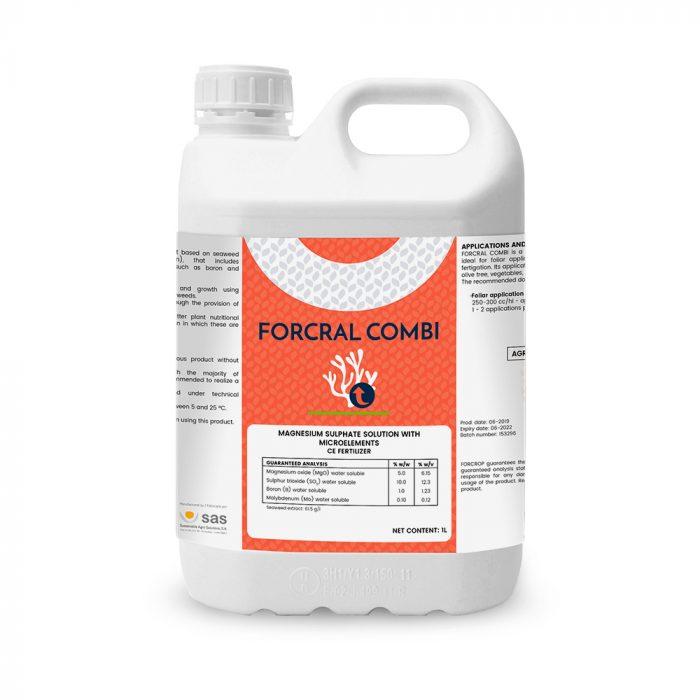 Forcral COMBI - Productos - FORCROP - SAS