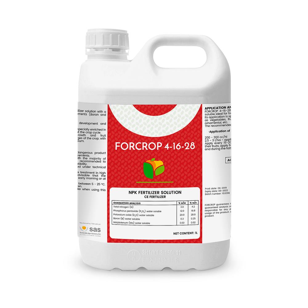 Forcrop 4-16-28 - Productos - FORCROP -SAS