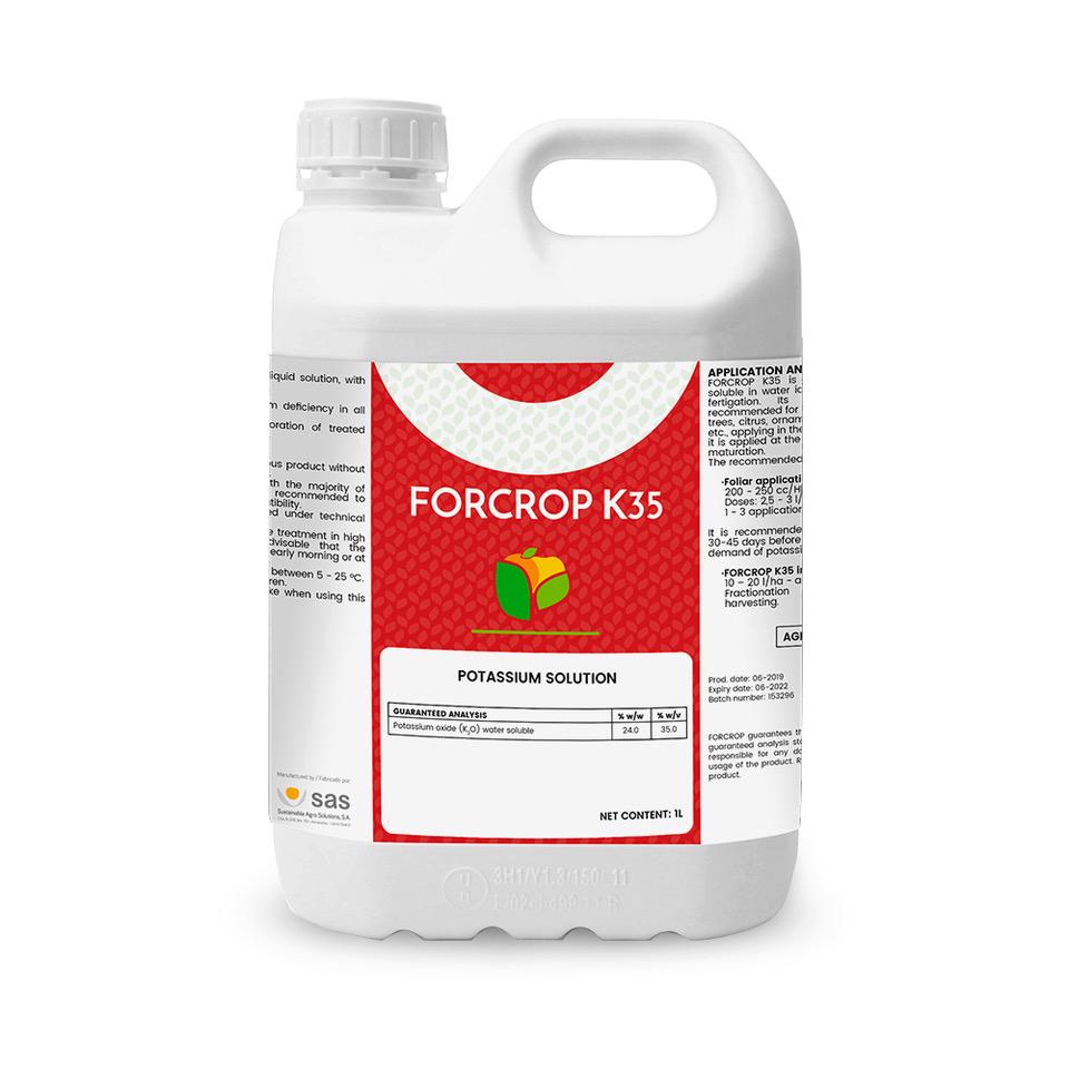 Forcrop K35 - Productos - FORCROP - SAS