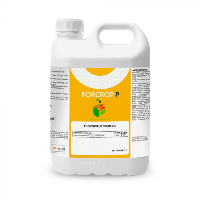 Forcrop P - Productos - FORCROP - SAS