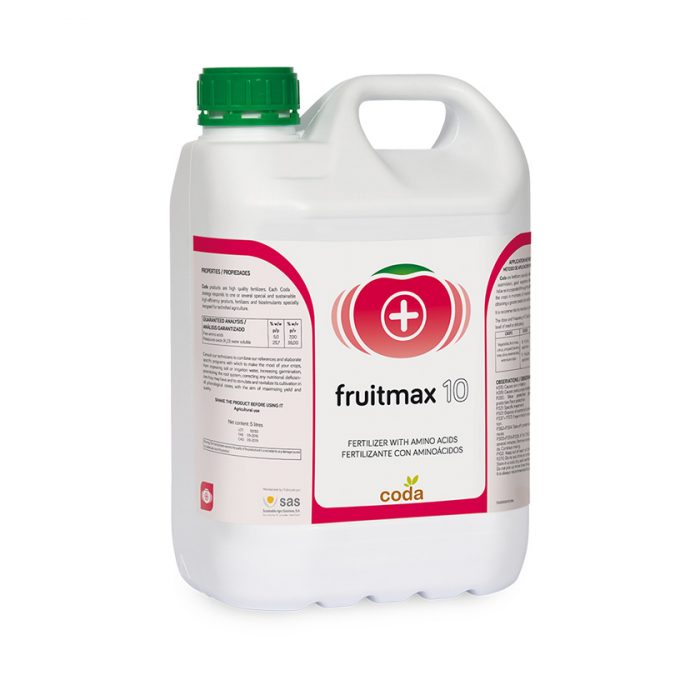 Fruitmax 10 - Productos - CODA -SAS