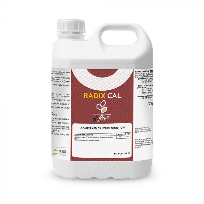 Radix CAL - Productos - FORCROP - SAS
