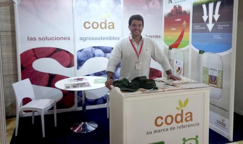 SAS presente en el congreso internacional de frutos rojos