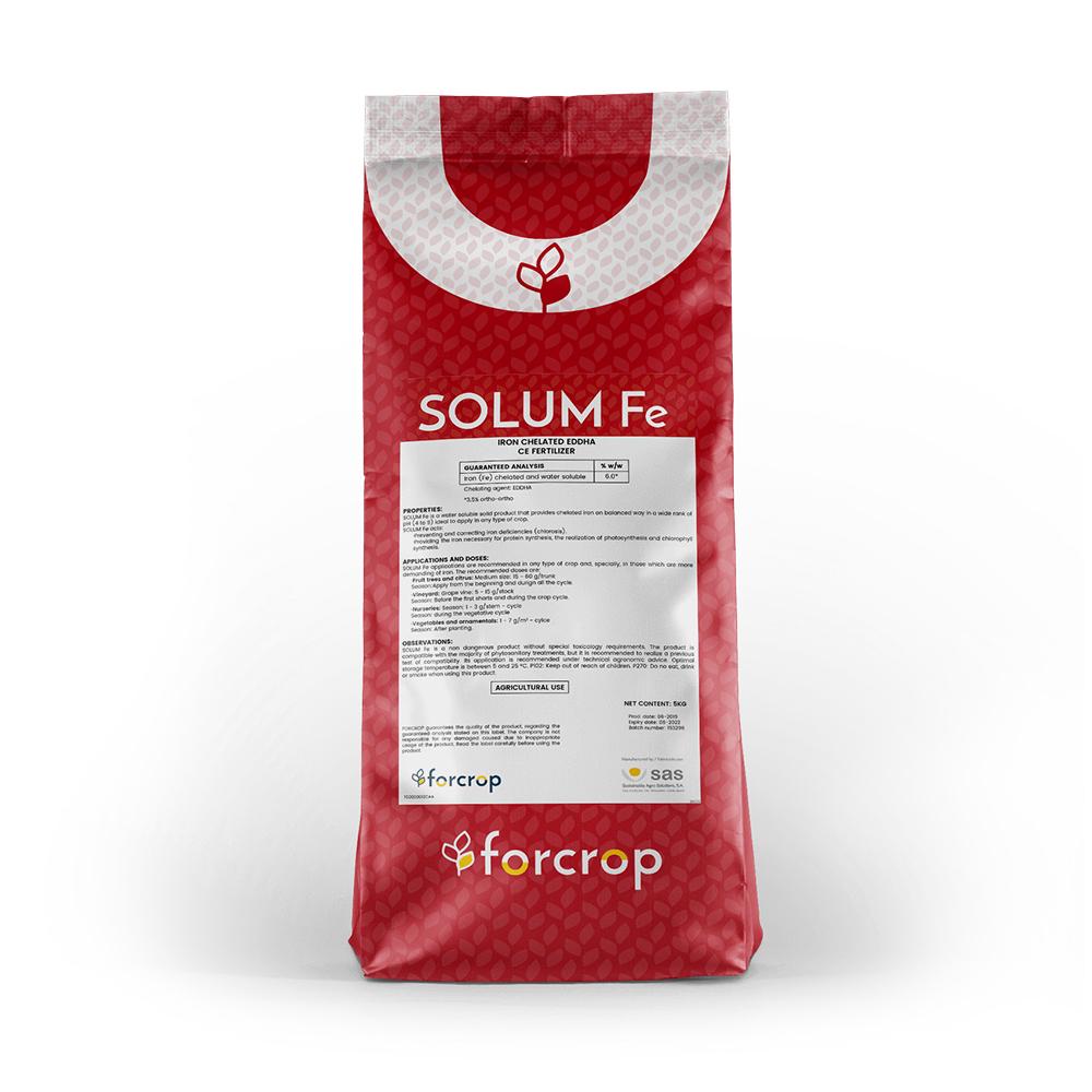 Solum Fe - Productos - FORCROP - SAS