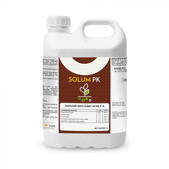 Solum PK - Productos - FORCROP - SAS