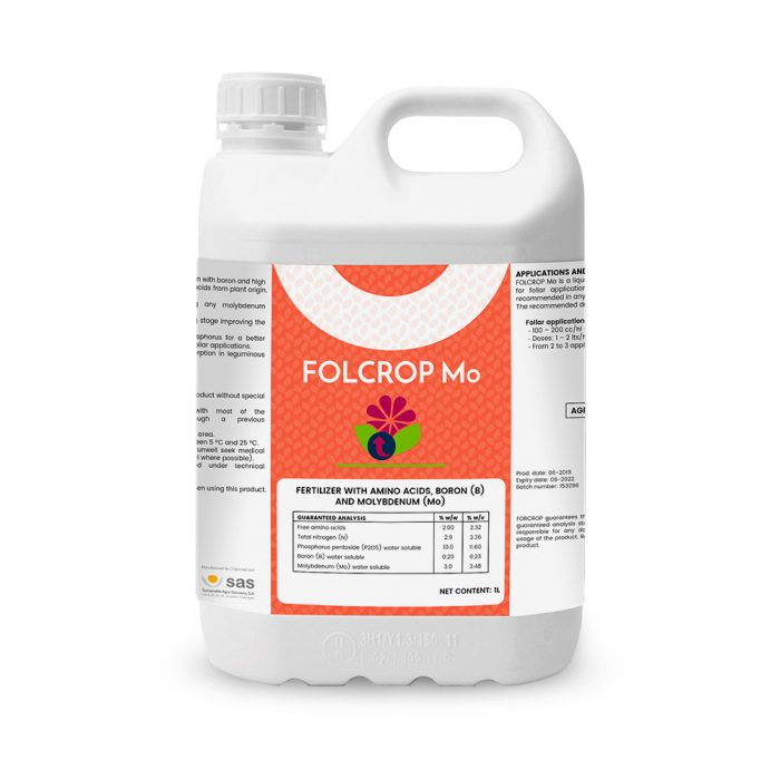 Folcrop Mo - Productos - FORCROP - SAS