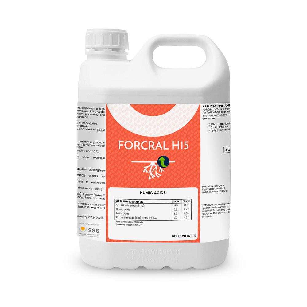 Forcral H15 - Productos - FORCROP - SAS
