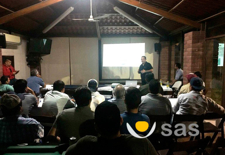 SAS Training in Culiacán